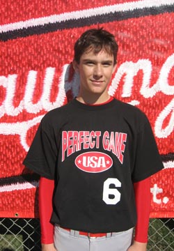 Cody Coffman - Player Events | Perfect Game USA
